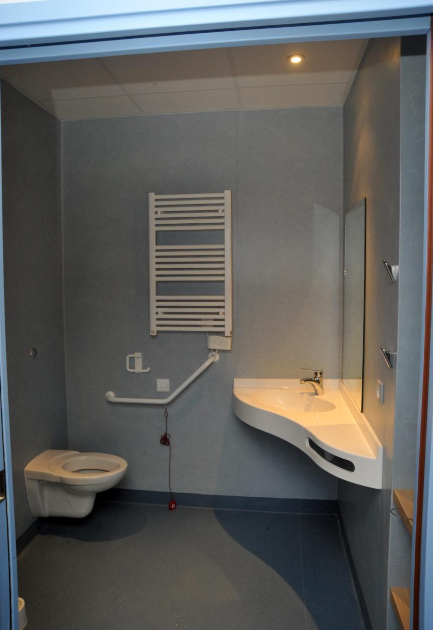 Image Equipement des salles de bain - EHPAD de Bazas